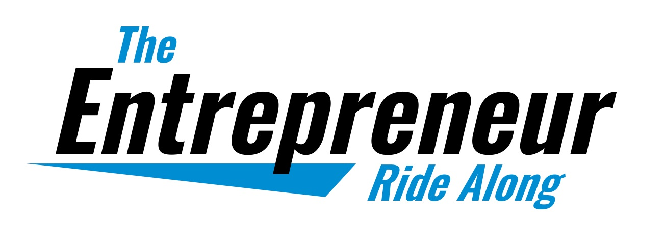The Entrepreneur Ride Along Logo