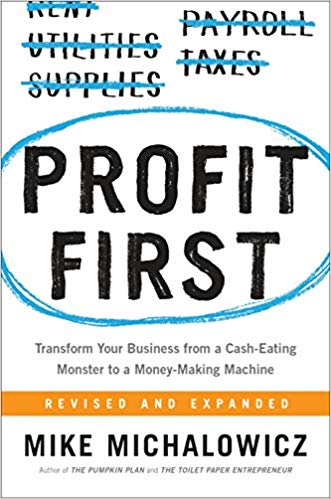 The Best Books on Passive Income - Profit First by Mike Michalowicz