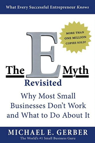 The Best Books on Passive Income - e-myth revisited