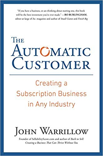 The Best Books on Passive Income - the automatic customer