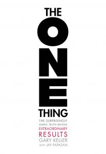 The One Thing Book Summary Gary Keller