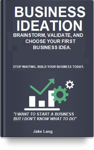 Book Cover - Business Idea